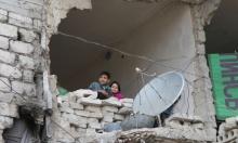 100 ألف طفل محاصرون في حلب