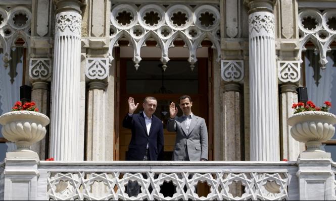 أنقرة ودمشق: خصام بعد وئام
