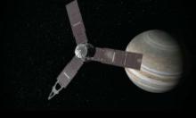 مركبة فضائية تصل مسافة قريبة غير مسبوقة من المشتري