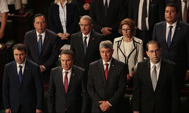 تونس: البرلمان يصادق على حكومة الشاهد