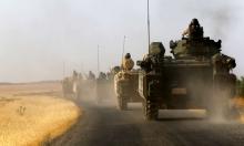 معارك ضارية على الحدود السورية التركية