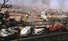 المدنيون يدفعون ثمن معارك الحدود السورية التركية