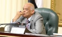 """""""قبلة"""" عبد العال تحرم المصورين من تغطية جلسات البرلمان"""