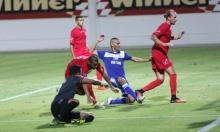 صور: الفريق اللداوي يحصد أولى نقاطه في الدوري