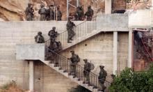 الاحتلال يعتقل 5 شبان من جنين