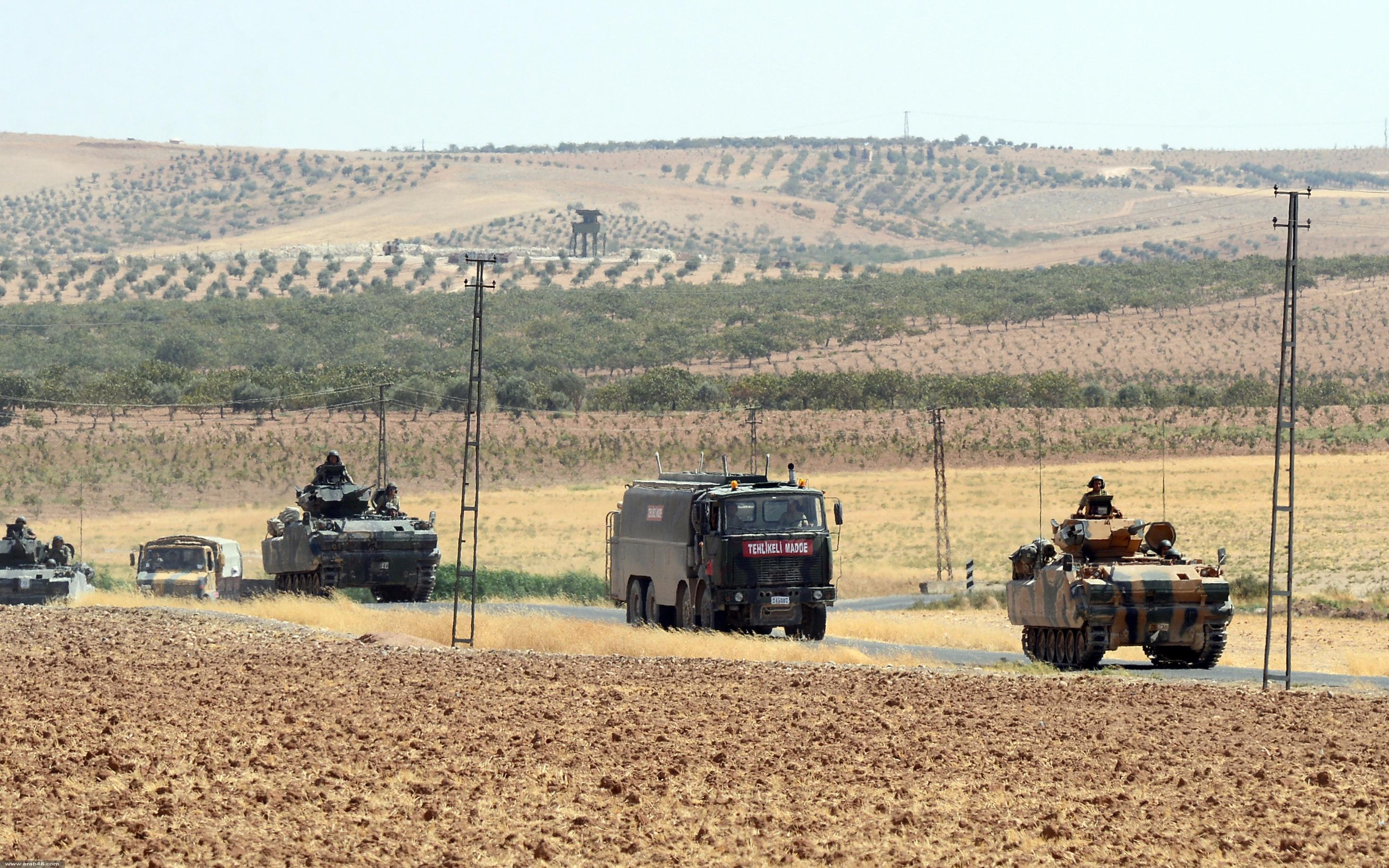 مسؤول أميركي: اتفاق تركي كردي على وقف القتال