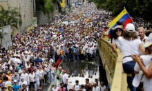 معارضو مادورو