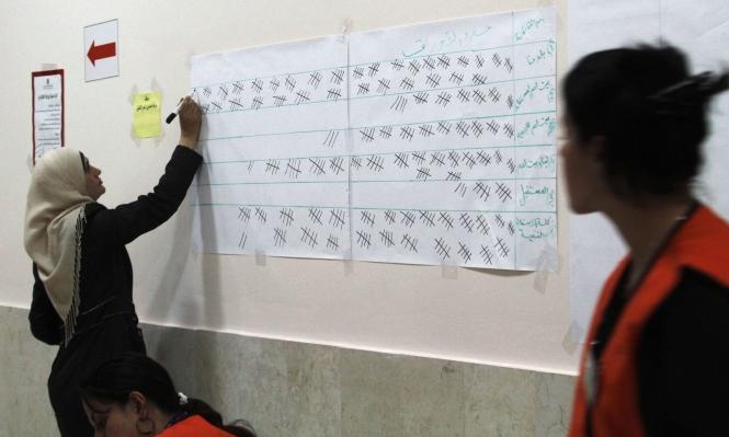 إسرائيل وانتخابات البلديات الفلسطينية: خطط عسكرية بالدرج