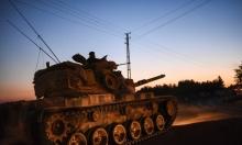 تطهير الحدود السورية التركية من داعش بالكامل