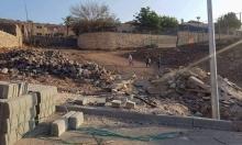 إضراب في ابتدائية ميسر وروضات ومدرسة وادي الحمام