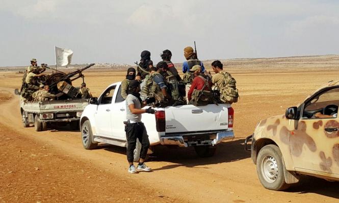 """""""درع الفرات"""": السوري الحر يحرر 10 قرى شمال حلب"""