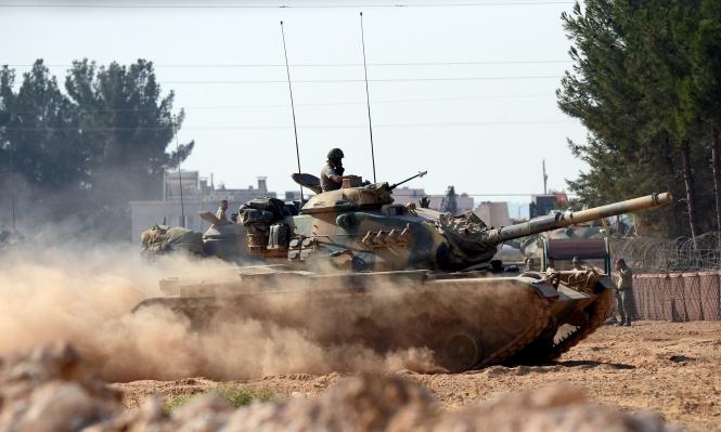 جبهة جديدة لتحرير قرى شمال سورية