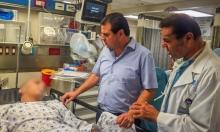 النائب عودة يطالب بالتحقيق في انهيار المبنى بتل أبيب
