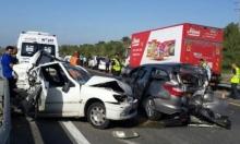 النقب: إصابة حرجة لعربي من القدس جراء حادث طرق