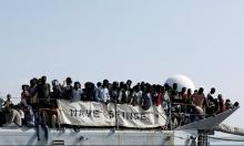 البحرية الإيطالية تنتشل 500 مهاجر و 6 جثث