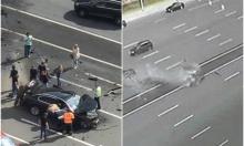 موسكو : سيارة تصدم سيارة بوتين ومقتل سائقه الشخصي