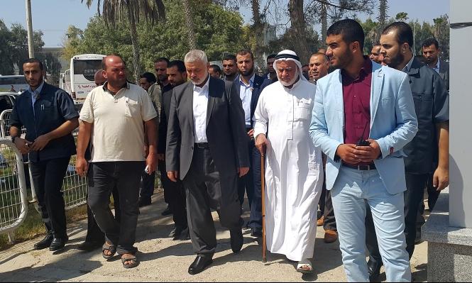 هنية غادر غزة تمهيداً لخلافة مشعل بقيادة حماس