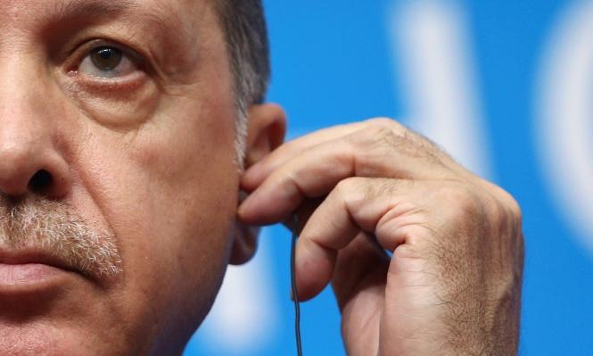 إردوغان: لا التزام دوليًا بالمنطقة الآمنة في سورية