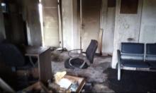 جولس: إضرام النار بمبنى جمعية رئيس المجلس