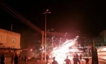 كفر مندا: اشتباكات بين شبان واستخدام مفرقعات نارية