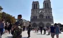 باريس: توقيف شخصين بعد العثور على قوارير بسيارة