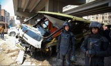 حوادث مصر: مصرع 19 شخصا في حادث طرق