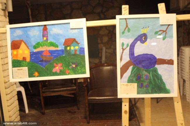 الأنامل الواعدة في الناصرة: أطفال يحولون الإبداع واقعا