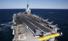 """""""شارل ديغول"""" تبحر باتجاه شرق المتوسط"""