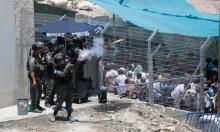 بعد الهبة الفلسطينية: حرس الحدود الوحدة المفضلة للإسرائيليين
