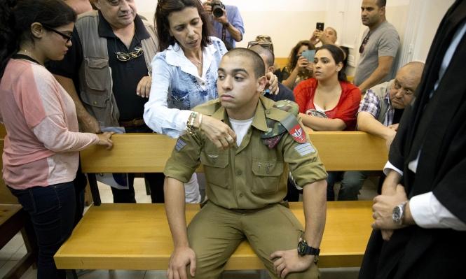 أغلبية الإسرائيليين يؤيدون جريمة الجندي القاتل