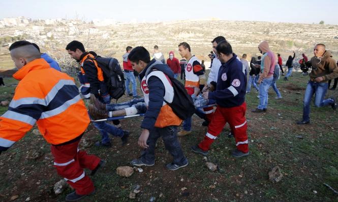 الجلزون: إصابة فتى فلسطيني برصاص جيش الاحتلال