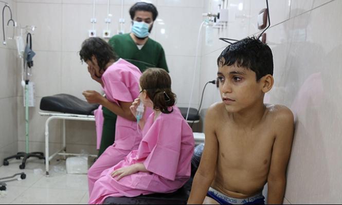 منظمة حظر الأسلحة الكيميائية تحقق في هجوم على حلب