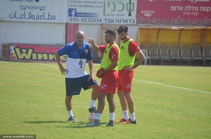 علي عثمان: لن نكون طعما سهلا لهـ. بئر السبع