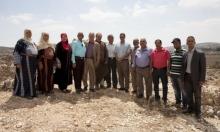 """اعتراض على نقل """"عمونا"""" مجددا إلى أراض فلسطينية خاصة"""