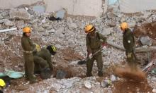 تل أبيب: العثور على جثة عامل رابع تحت الأنقاض