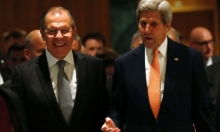 مساع جديدة بين كيري ولافروف بشأن سورية