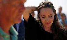 أنجلينا جولي من الأردن: قلبي يتفطر