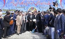 إيران تبدأ ببناء مفاعلين نوويين
