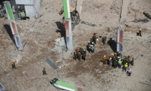 تل أبيب: انتشال ضحية إضافية من تحت الأنقاض