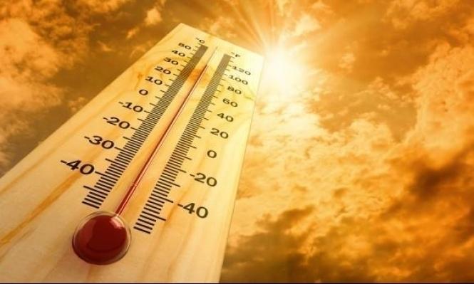 حالة الطقس: أجواء حارة أعلى من معدلها السنوي
