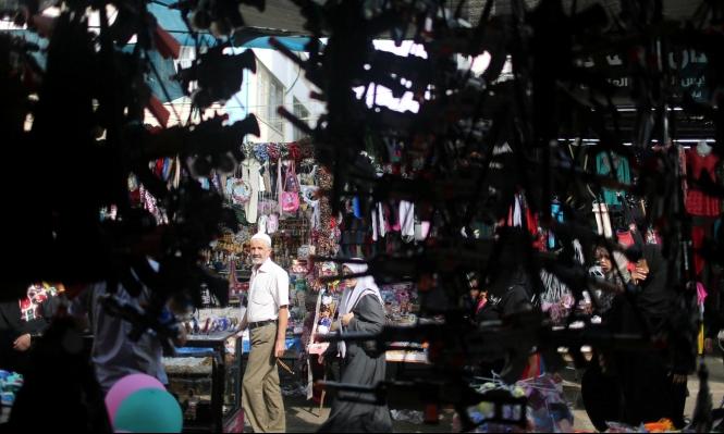 غزة عشية العيد: أسواق بلا مشترين