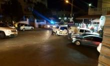 الناصرة: إصابة امرأة بعيارات نارية أخطأت هدفها