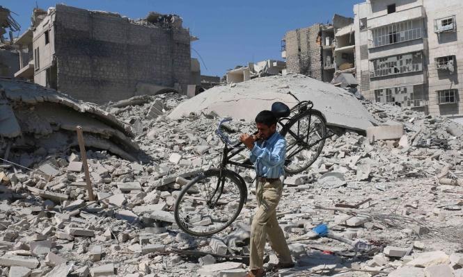 سورية: قصف وقتلى قبيل سريان اتفاق الهدنة الأميركي الروسي