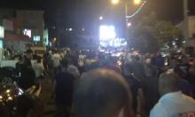 ليلة العيد في باقة الغربية: إصابة شاب رميا بالرصاص