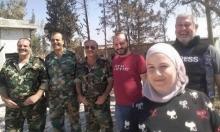 صورة مراسل BBC مبتسمًا لجيش الأسد تثير الاستياء
