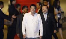 الرئيس الفيليبيني يأمر بمغادرة المستشارين العسكريين الأميركيين