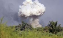 أميركا تعلن تدمير مصنع سلاح كيماوي لداعش