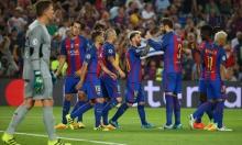 برشلونة يستهل دوري الأبطال بفوز ساحق على سيلتيك