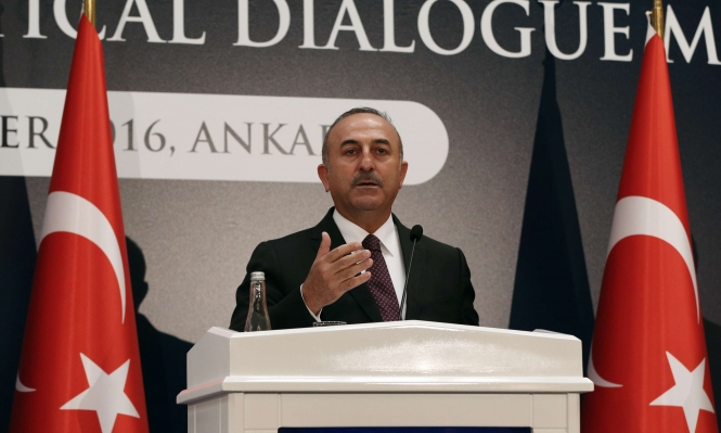 """جاويش أوغلو للسفير الأميركي: """"لستَ حاكما للشعب التركي"""""""