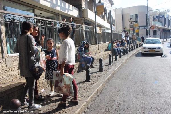 الناصرة في عطلة العيد: انعدام الأمن والأمان